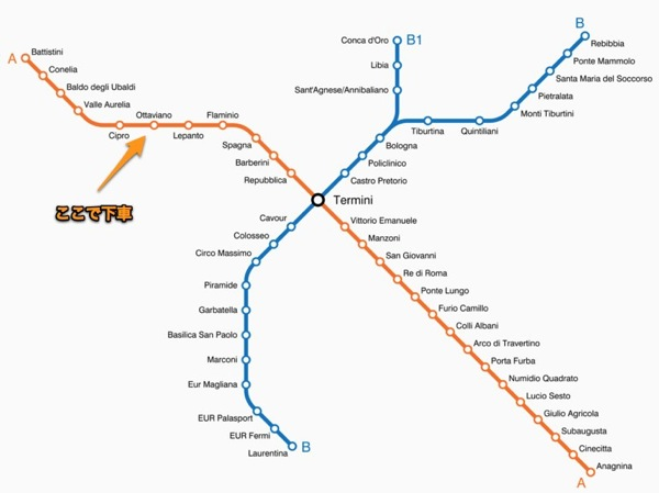 ファイル Mappa metro Roma 2012 png  Wikipedia