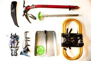僕の登山道具 1  道具選びのポイント