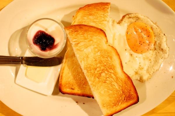 GOOD MORNING CAFE で始まる気持ちの良い1日 @千駄ヶ谷
