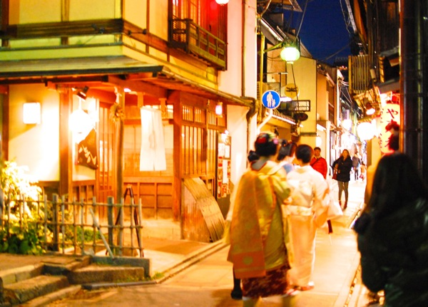旅モノ 京都 〜先斗町 Photo gallery〜