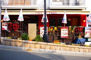 旅モノ 神戸 〜北野のランチ@ Cafe de Paris 〜