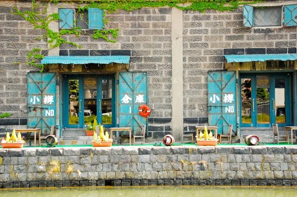 小樽の写真〜ノスタルジックな街の風景 〜