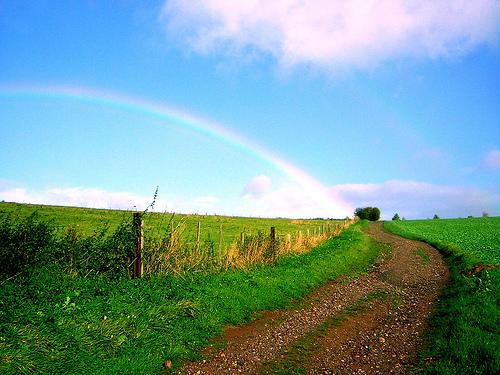 綺麗な虹の写真 20選 Photo