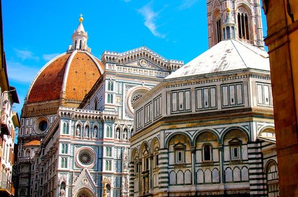 「世界遺産 フィレンツェ」への道のりと美しい街並 〜2012 Europe vol.6〜 Trave