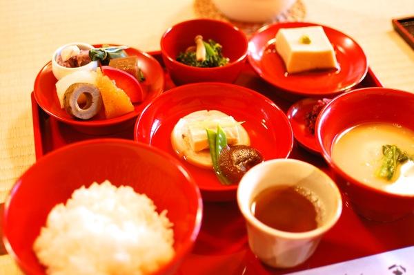 旅モノ 京都 〜天龍寺・篩月で精進料理を味わう〜