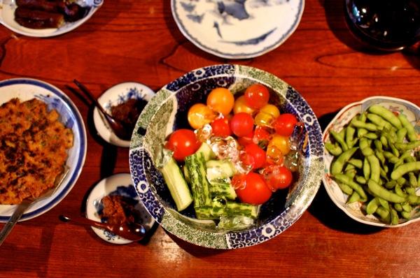 こだわり素敵宿「古守宿一作」で旬を食す 〜夕食編〜 Food