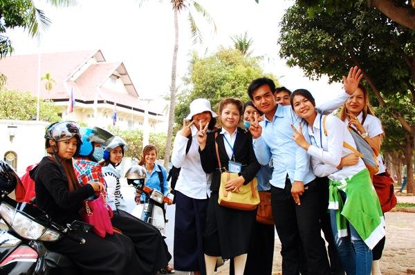 カンボジアの旅 写真 ワットプノン〜国立博物館など/Wat Phnom 〜 Cambodia National Museum etc…