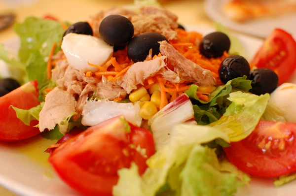 バルサミコ香る、超簡単な本場イタリアンサラダの作り方 〜2012 Europe vol.3〜 Travel