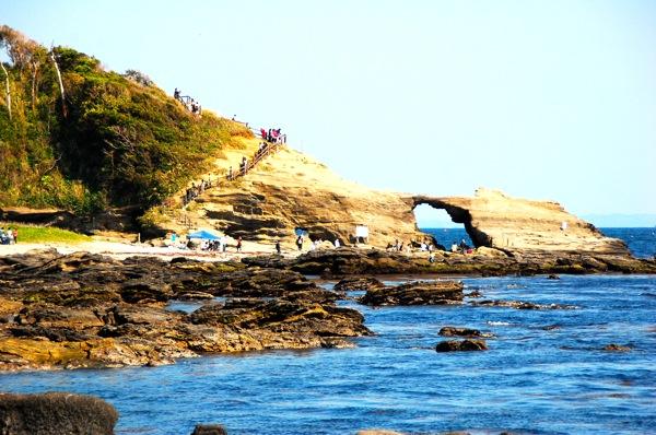 城ヶ島の美しい景観とその魅力 @神奈川県三浦半島