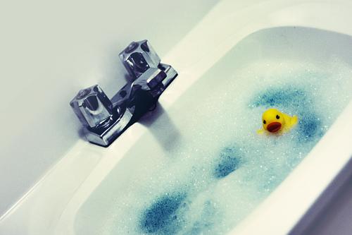 お風呂に入るときにやっている3つの心得 Daily life